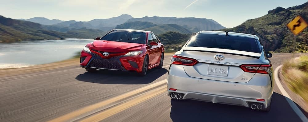 2019 Toyota Camry Models