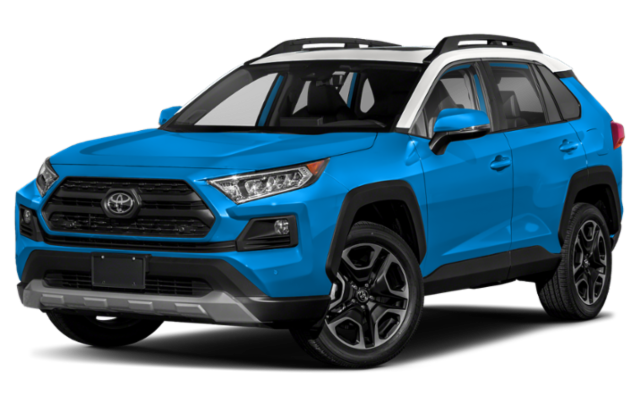 Toyota Suv Names >> Meet The Toyota Crossover Suv Lineup Toyota Of North Miami