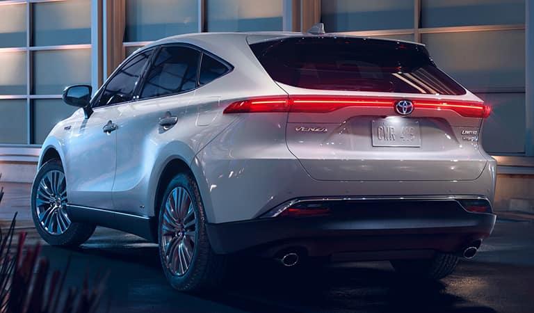 New 2021 Toyota Venza Miami Florida