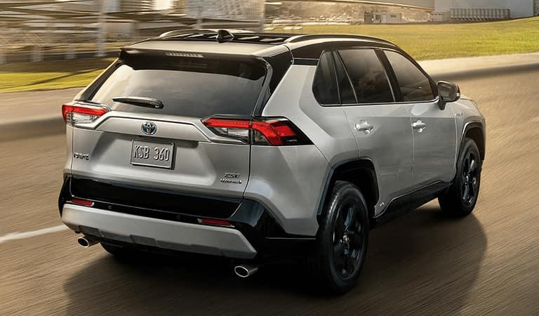 New 2020 Toyota RAV4 Miami Florida