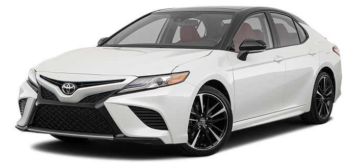 New 2020 Camry Toyota of North Miami