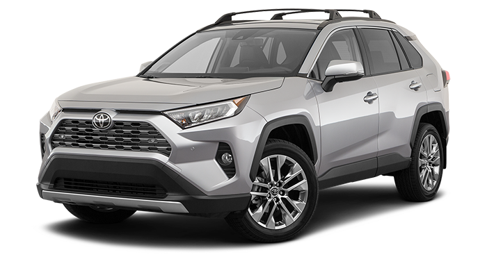 New 2020 RAV4 Toyota of North Miami