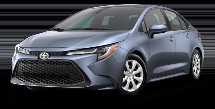 New 2021 Corolla Toyota of North Miami