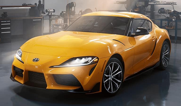 New 2021 Toyota GR Supra Miami FL