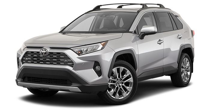 New 2021 RAV4 Toyota of North Miami