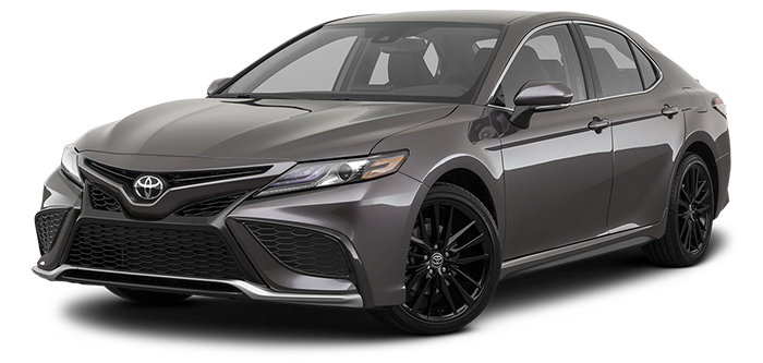 New 2021 Camry Toyota of North Miami