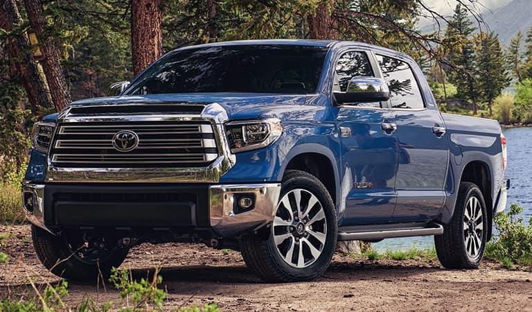 New 2021 Toyota Tundra Miami Florida