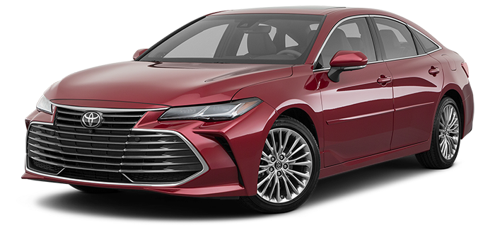 New 2021 Avalon Toyota of North Miami