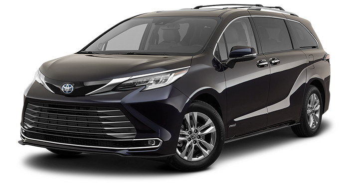 New 2021 Sienna Toyota of North Miami