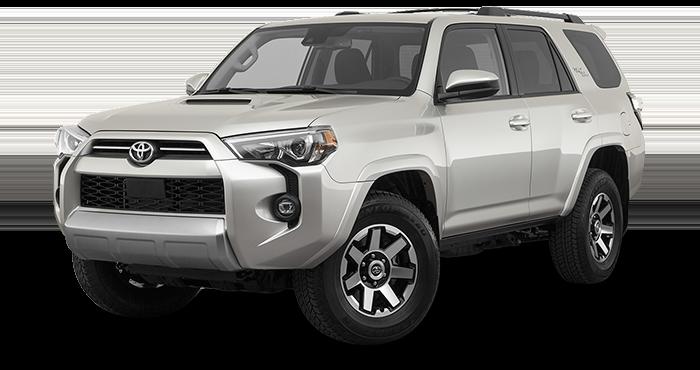 New 2021 4Runner Toyota of North Miami