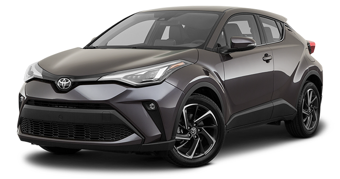 New 2021 C-HR Toyota of North Miami