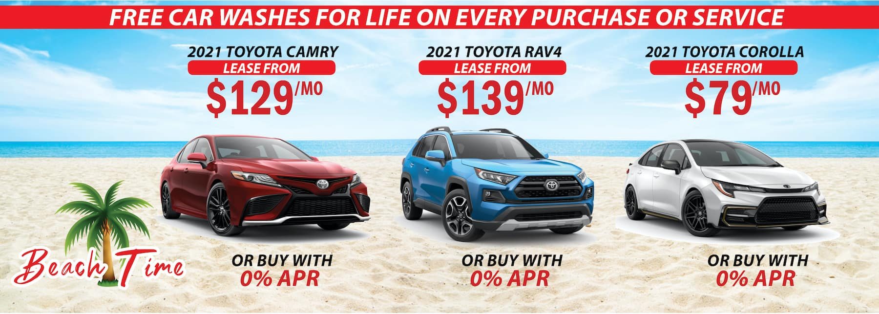 New Toyota Lease Deals