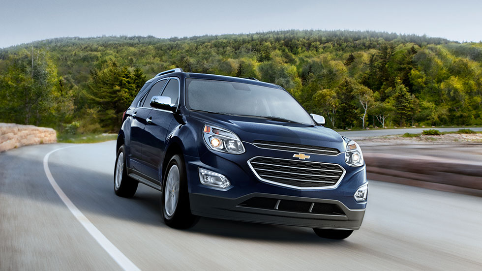 Lease a 2017 Chevrolet Equinox LT AWD