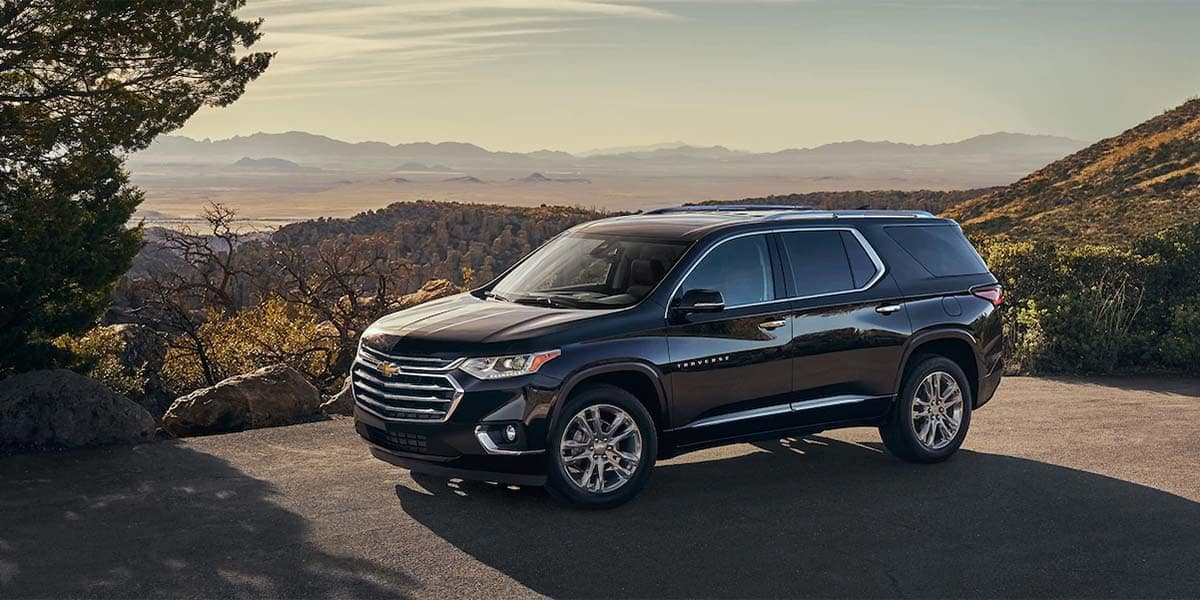 2018 Chevrolet Traverse By Scenic