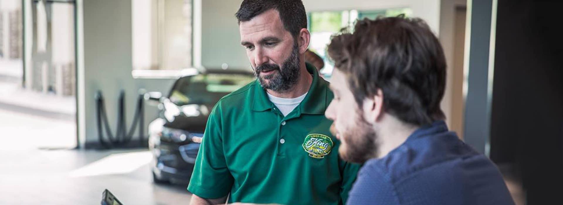 Upfront Car Dealership