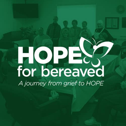 Hope for Bereaved
