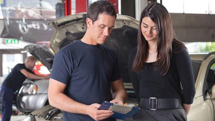 trained technician