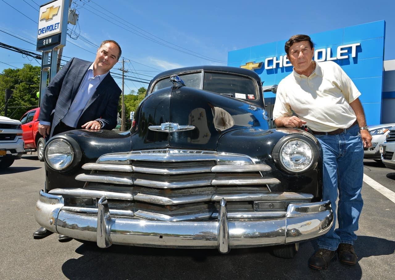 Todd Caputo, Joe Caputo, Sun Chevrolet Dealership