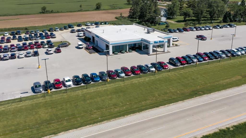 Van Horn Budget Auto Plymouth Wisconsin