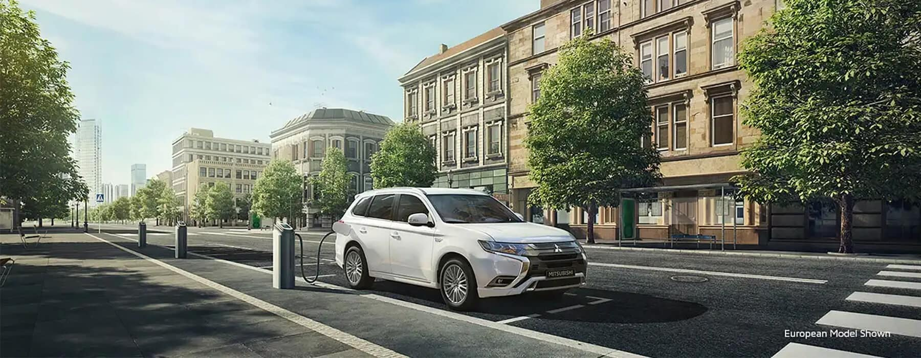 2020 Family Green Car of the Year Mitsubishi Outlander PHEV Slider