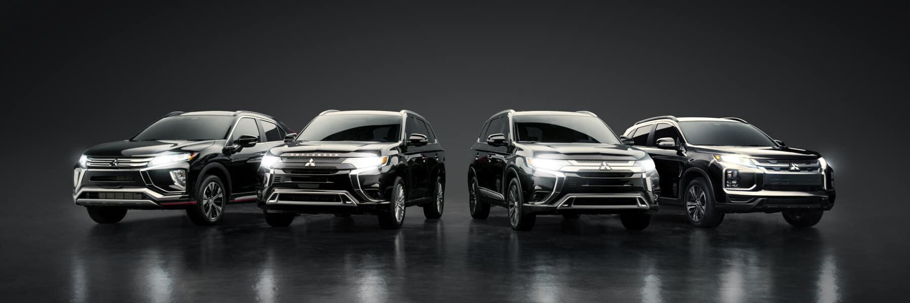 2021 Mitsubishi Redesigned Models Slider