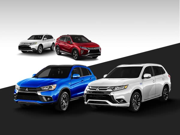 2020 ECLIPSE CROSS, AND 2020 OUTLANDER <br> <small>SPECIAL FINANCE OFFER</small>