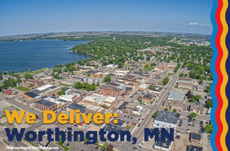 Vern Eide Mitsubishi We Deliver: Worthington, MN