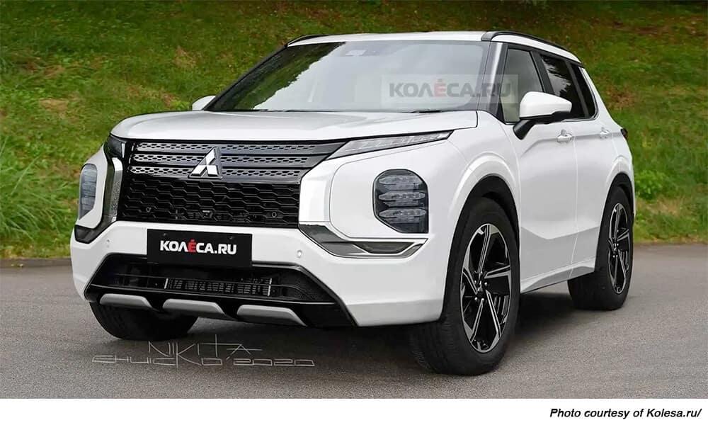Vern Eide Motorcars 2022 Mitsubishi Outlander Front Image