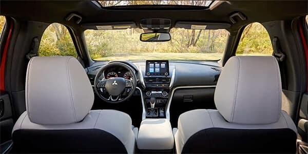 2022 Mitsubishi Eclipse Cross Interior: New Color