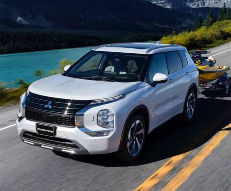 2022 Mitsubishi Outlander For Sale Image