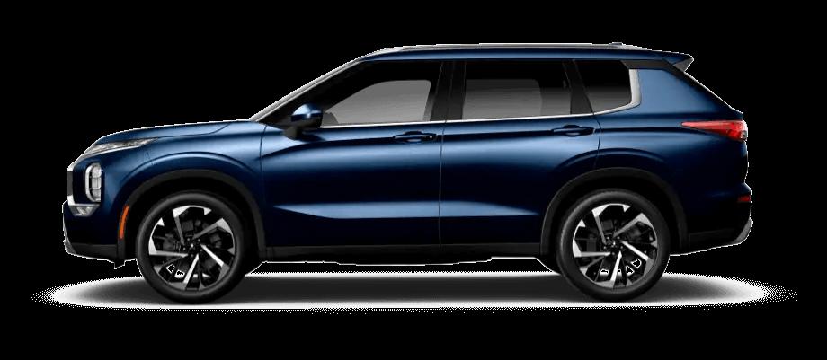 2022 Mitsubishi Outlander SE Launch Edition Trim Review