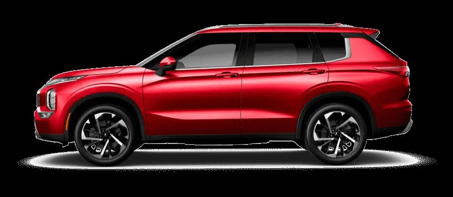 2022 Mitsubishi Outlander SE Trim Review