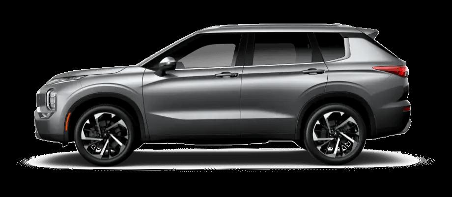 2022 Mitsubishi Outlander SEL Launch Edition Trim Review