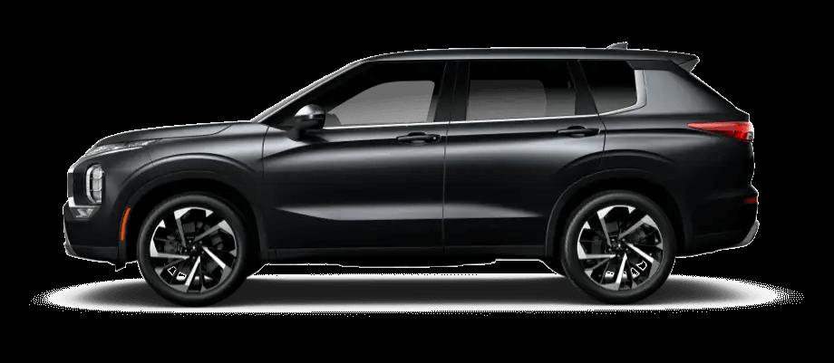 2022 Mitsubishi Outlander SEL Trim Review