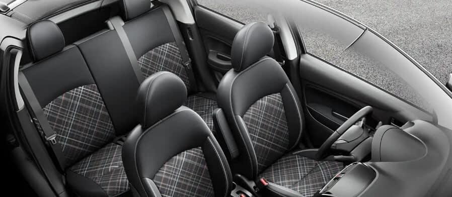 2021 Mitsubishi Mirage Hatchback Interior Specs