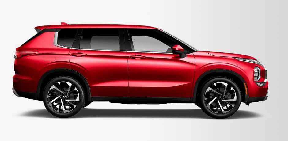 New Mitsubishi Outlander SE Launch Edition Profile