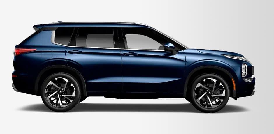 New Mitsubishi Outlander SEL Launch Edition Profile