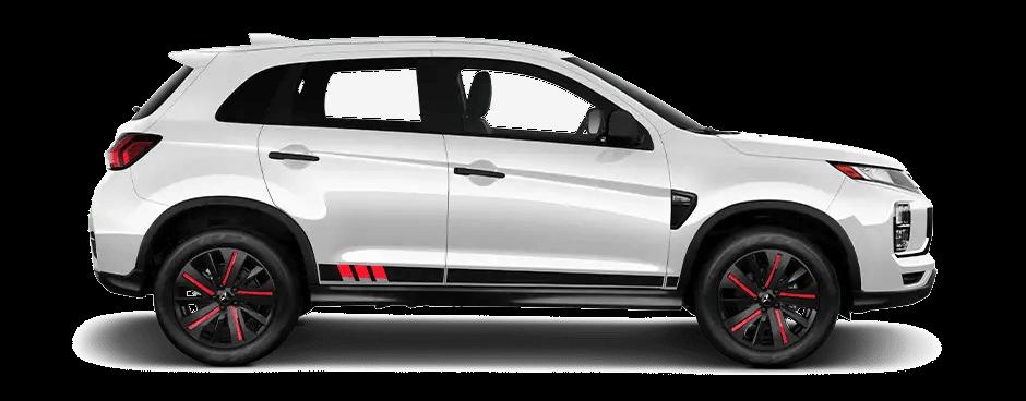 New Mitsubishi Outlander Sport Black Edition Jellybean