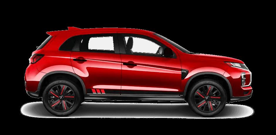 2021 Mitsubishi Outlander Sport Black Edition Trim Level