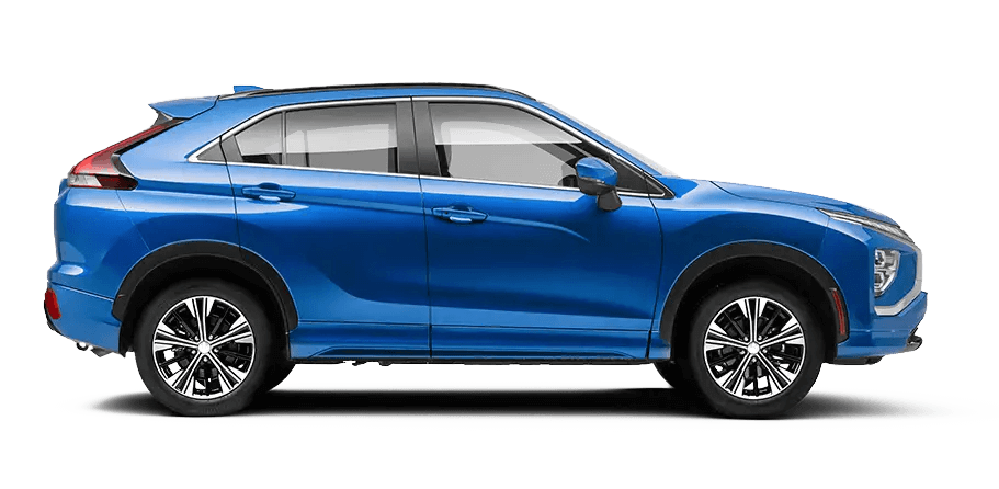 2022 Eclipse Cross with Mitsubishi Connect