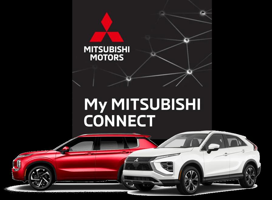 My Mitsubishi Connect Logo