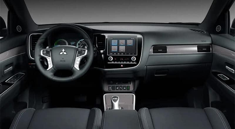 2022 Mitsubishi Outlander PHEV Cockpit Image