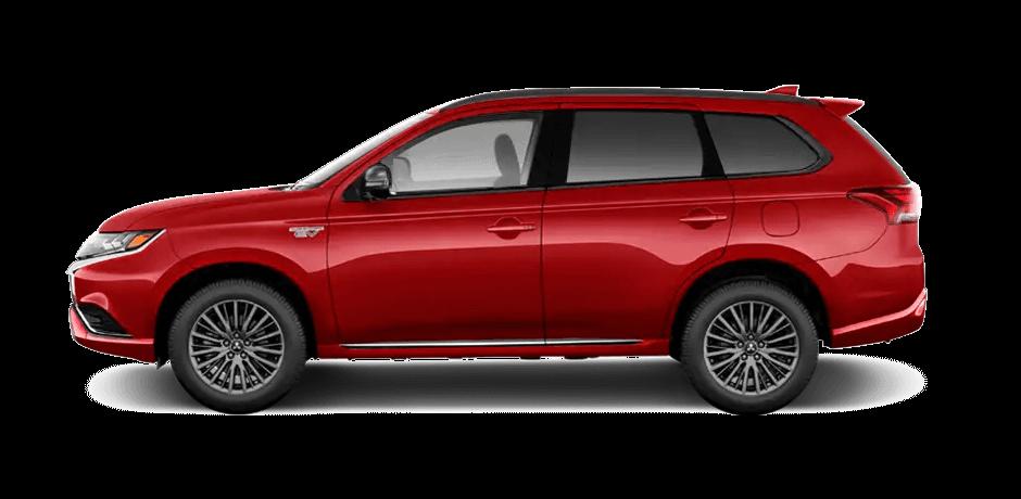 2022 Mitsubishi Outlander PHEV LE Trim Level