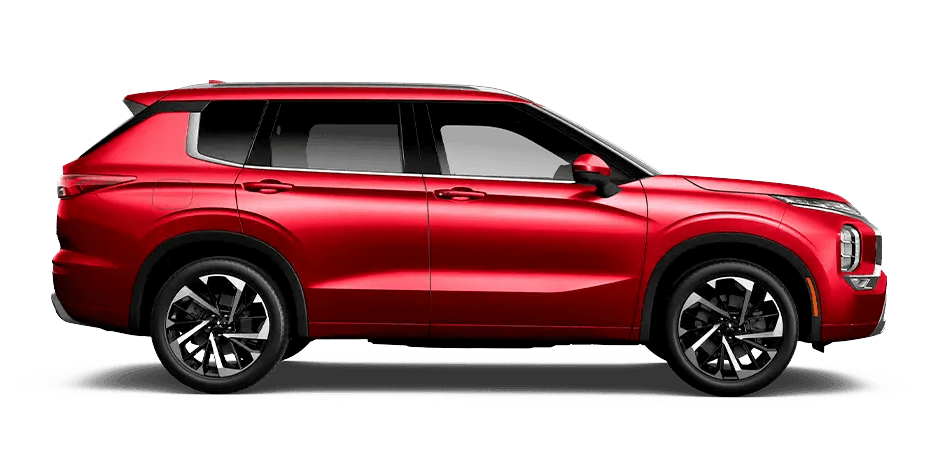 2022 Mitsubishi Outlander with myQ Connected Garage
