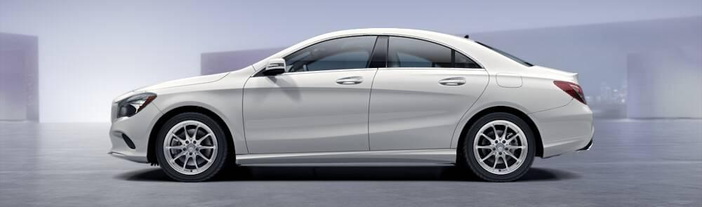 CLA 250 4MATIC<sup>®</sup> Coupe