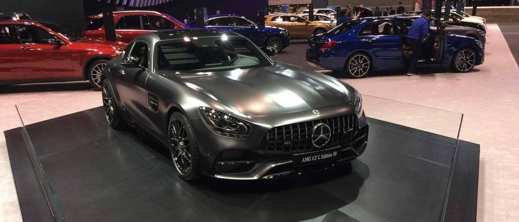 2017 Mercedes-Benz GT C 50