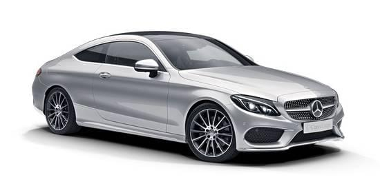 Compare the 2017 mercedes benz c class to the 2017 bmw 3 for 2017 mercedes benz c300w