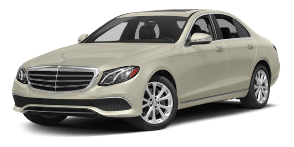 2017 Mercedes-Benz E-Class Sedan white background