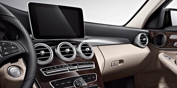 2017 Mercedes-Benz C-Class Sedan Interior Features