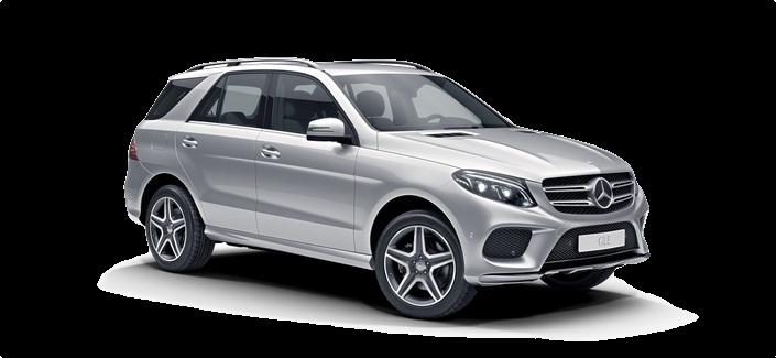 2017 Mercedes-Benz GLE 400 white exterior